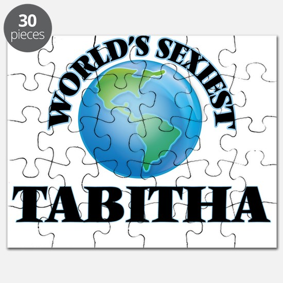 World's Sexiest Tabitha Puzzle