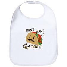 Funny Taco Bib