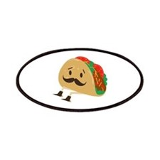 Taco With Spurs Patches