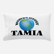 World's Sexiest Tamia Pillow Case
