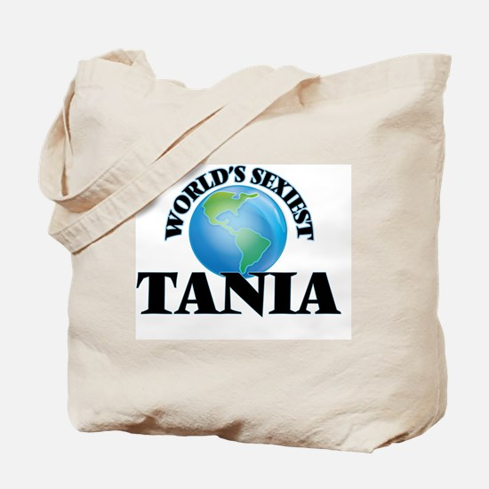 World's Sexiest Tania Tote Bag