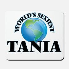 World's Sexiest Tania Mousepad