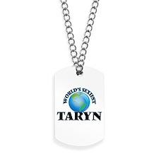 World's Sexiest Taryn Dog Tags