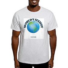 World's Sexiest Tayler T-Shirt