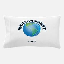 World's Sexiest Tayler Pillow Case