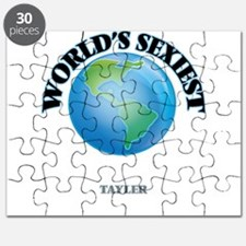 World's Sexiest Tayler Puzzle