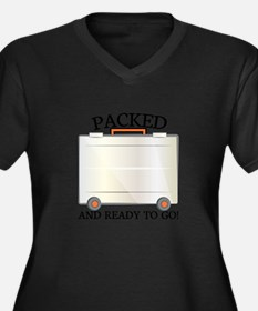 Ready To Go Plus Size T-Shirt