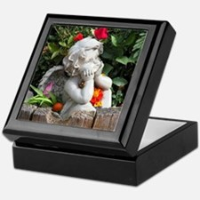 Garden Guardian Keepsake Box