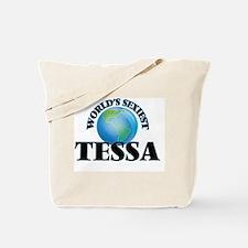 World's Sexiest Tessa Tote Bag