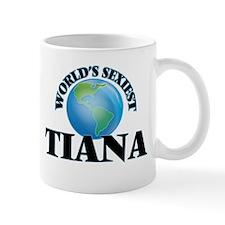 World's Sexiest Tiana Mugs
