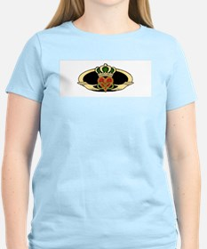 Poly Claddagh Medallion T-Shirt