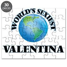World's Sexiest Valentina Puzzle