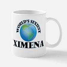 World's Sexiest Ximena Mugs