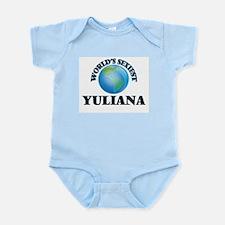 World's Sexiest Yuliana Body Suit