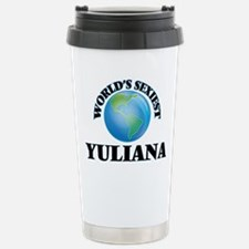 World's Sexiest Yuliana Travel Mug