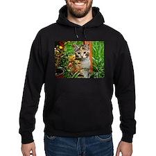 LILY Garden Cat Hoodie