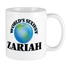 World's Sexiest Zariah Mugs