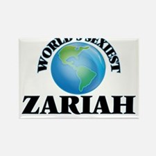 World's Sexiest Zariah Magnets