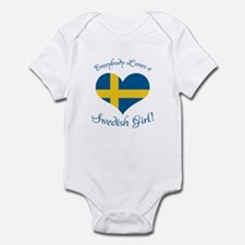 SwedishLove Body Suit