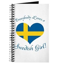 Cute Scandinavian viking Journal