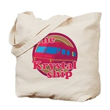 The Krystal Ship Tote Bag