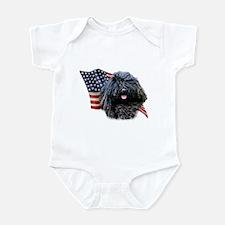 Puli Flag Infant Bodysuit