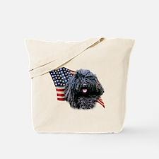 Puli Flag Tote Bag