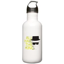 All Hail the King Sports Water Bottle