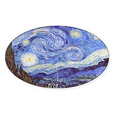 'The Starry Night' Van Gogh Decal