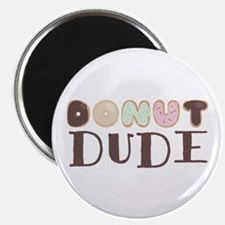 Donut Dude Magnets