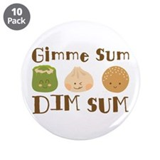 "Gimme Sum 3.5"" Button (10 pack)"