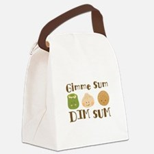 Gimme Sum Canvas Lunch Bag