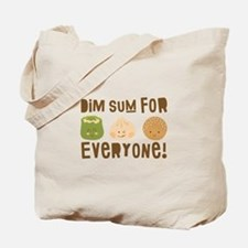 Dim Sum Everyone Tote Bag