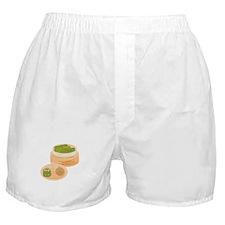Dim Sum Border Boxer Shorts