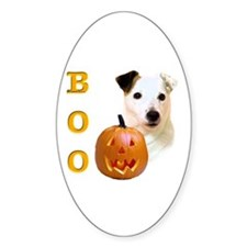Parson Boo Oval Decal