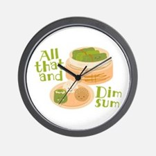 All That Wall Clock