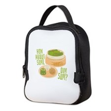 How About Sum Neoprene Lunch Bag