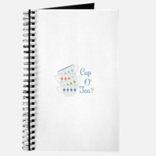 Cup O Tea Journal