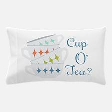Cup O Tea Pillow Case