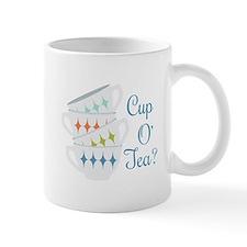 Cup O Tea Mugs