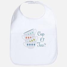 Cup O Tea Bib