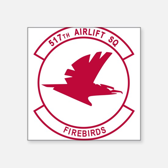 517th Airlift Squadron Sticker