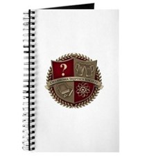 Oklahoma Skeptics Society Emblem 2 Journal