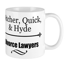 Divorce Lawyers Mugs