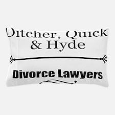 Divorce Lawyers Pillow Case