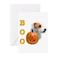 Parson (Brkn) Boo Greeting Cards (Pk of 10)