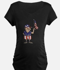 Old American Dude T-Shirt