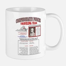 BATTLE OF FREDERICKSBURG, VIRGINIA, CONFEDERA Mugs