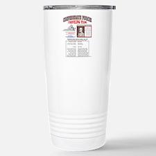 BATTLE OF FREDERICKSBUR Stainless Steel Travel Mug