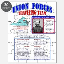 BATTLE OF FREDERICKSBURG, UNION FORCES, VIR Puzzle